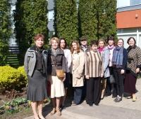 Notikusi LFB Rūpniecisko farmaceitu sekcijas pieredzes apmaiņas tikšanās zinātniskajā institūtā BIOR