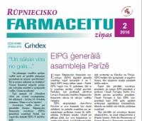 Rūpniecisko farmaceitu sekcijas ziņu biļetens nr.2-2016?v=1481197818