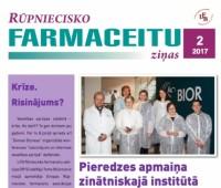 Rūpniecisko farmaceitu sekcijas ziņu biļetens Nr. 2-2017?v=1619102532