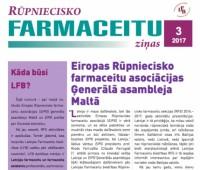Rūpniecisko farmaceitu sekcijas ziņu biļetens Nr. 3-2017?v=1619102532