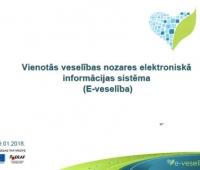 Nacionālais Veselības dienests informē par e-receptes darbību?v=1579315676