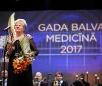 Pasniegta Gada balva medicīnā 2017?v=1615098091