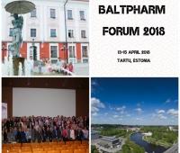 LFB aicina kolēģus uz ikgadējo Baltijas valstu farmaceitu konferenci BaltPharm Forum 2018