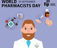 Sveiciens Pasaules Farmaceitu dienā!